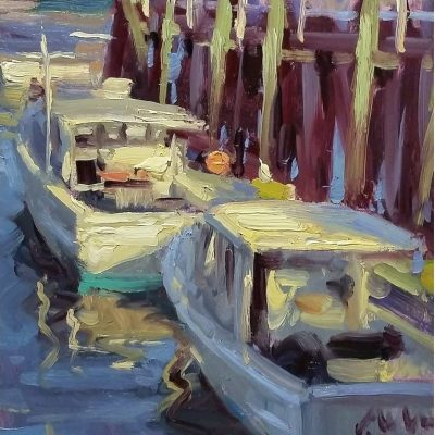 In for the Evening
