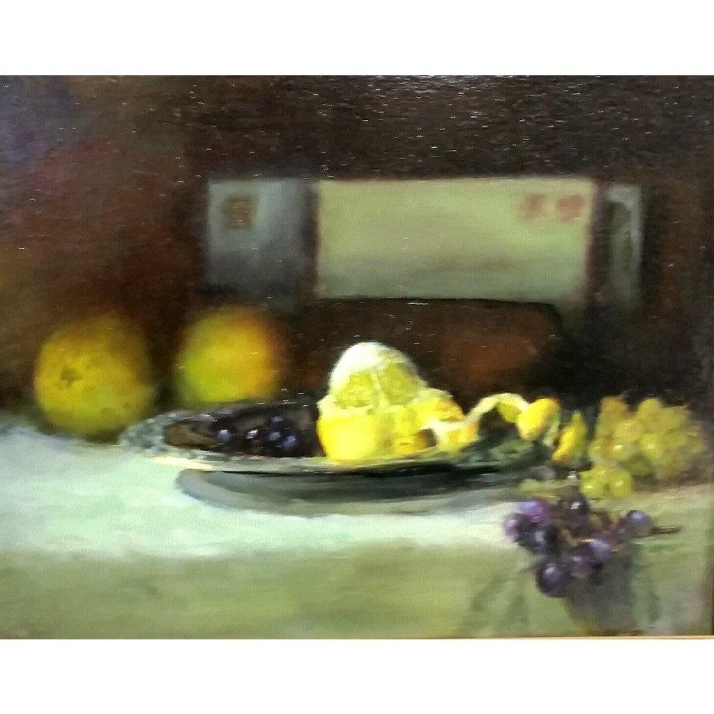 Still Life Lemon