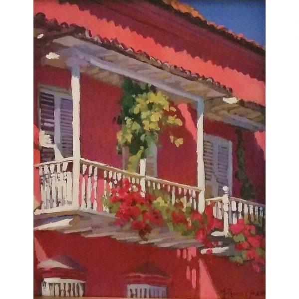 Balconde Cartagena