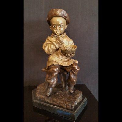 Childrens Sculpture - Chopstix
