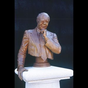 Historical Sculpture - James Farmer