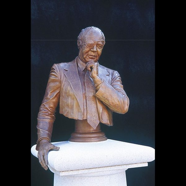 Historical Sculpture - James Farmer