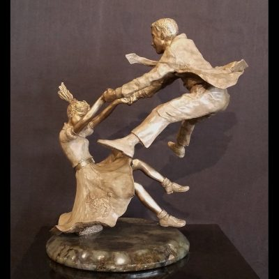 Dance Sculpture - Jitterbug