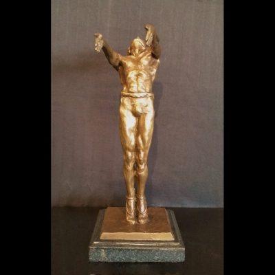 Nude Sculpture - L'apres - Midi D'un Faune