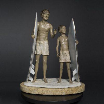 Richard Stravitz Bronze