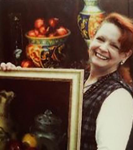 Karen-Trimble artist