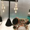 Island Pearl Earrings bracelet