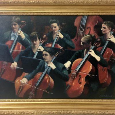 Cello Section