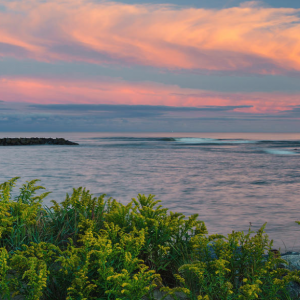 Rudee Inlet Sunset
