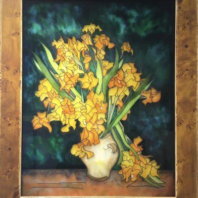 Iris (yellow)